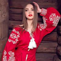 Жіноча вишиванка - колоритний сучасний тренд