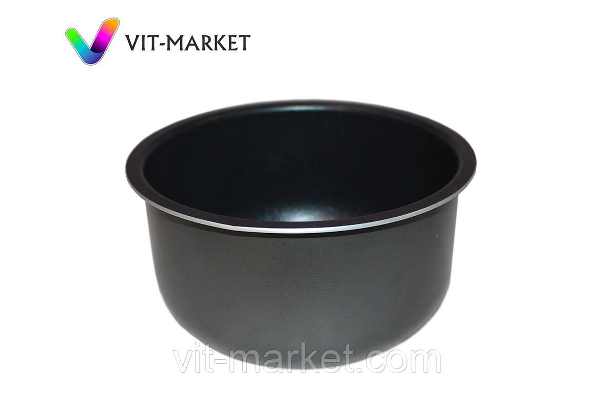 Чаша тефлоновая для мультиварки Moulinex 2.75L код SS-993346