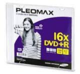 Диски DVD-R 4.7Gb Samsung 16x Slim  1шт.