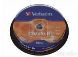 Диски DVD-R 4.7GB Verbatim Extra Protection 50шт. шпиндель в целлофане 16X  (43791)