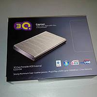 """Карман для венчестира 2,5"""" внешний 3QHDD-E225-EW USB2.0+eSATA аллюминий"""