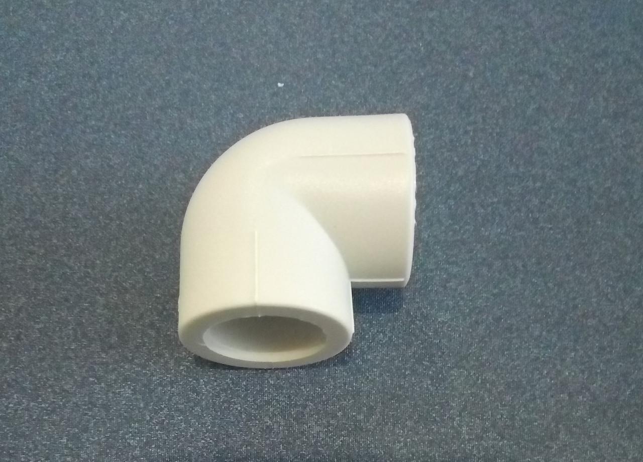 Колено ASG-plast 90 ° 25мм