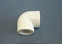 Колено ASG-plast 90 ° 25мм, фото 1