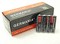 Батарейки GERMANIA AA LR6 15A 1.5V 40шт
