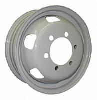 Стальные диски Кременчуг ГАЗ 3302 (Газель) R16 W5.5 PCD6x170 ET105 DIA130