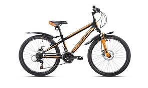 """Велосипед подростковый 24"""" Intenzo Dakar Disk"""
