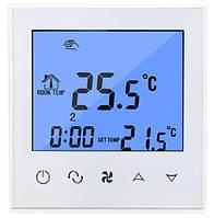 Программируемый терморегулятор BHT 321 (iTeo 4) для теплого пола, фото 1