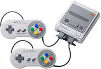 Super Nintendo Entertainment System Mini