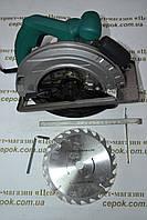 Пила дискова Тайга ПД-185-1500 лазер