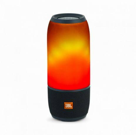 Bluetooth колонка JBL PULSE 2 в 1 Колонка + LED светильник Black 6000 мАч Реплика