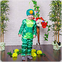 Карнавальный костюм кузнечика для мальчика