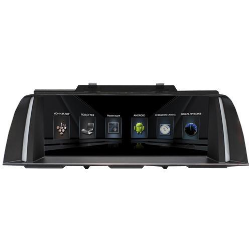 Штатная автомагнитола Redpower RP21084B (BMW 5 F10/F11 2013-2015)