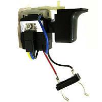 Кнопка-выключатель тст-н шуруповерта Einhell BCD 18 (каблук)