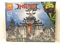 "Конструктор ""Храм Великого Оружия"" LELE Ninja 31075 на 1443 детали"