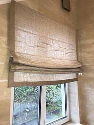 Римские шторы для частного дома в Вышгороде Киевской области