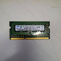 SODIMM DDR3 4Gb PC3-10600S Samsung