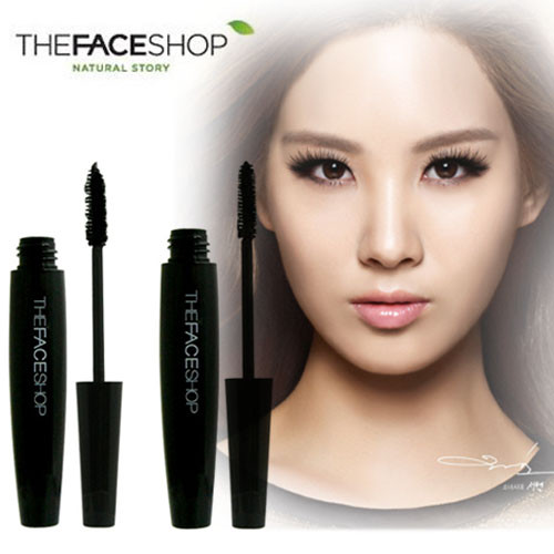 Тушь Для Ресниц The Face Shop Freshian big mascara 7ml Черная