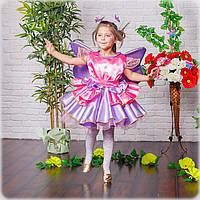 Карнавальный костюм бабочки( феи )