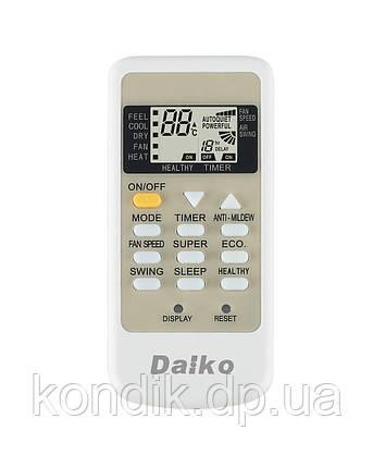 Кондиционер Daiko ASP-H18INX инверторный, фото 2