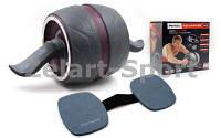 Ab Carver Pro Ролик для пресса с возвратным механизмом FI-5031 d-19см l-43см, металл