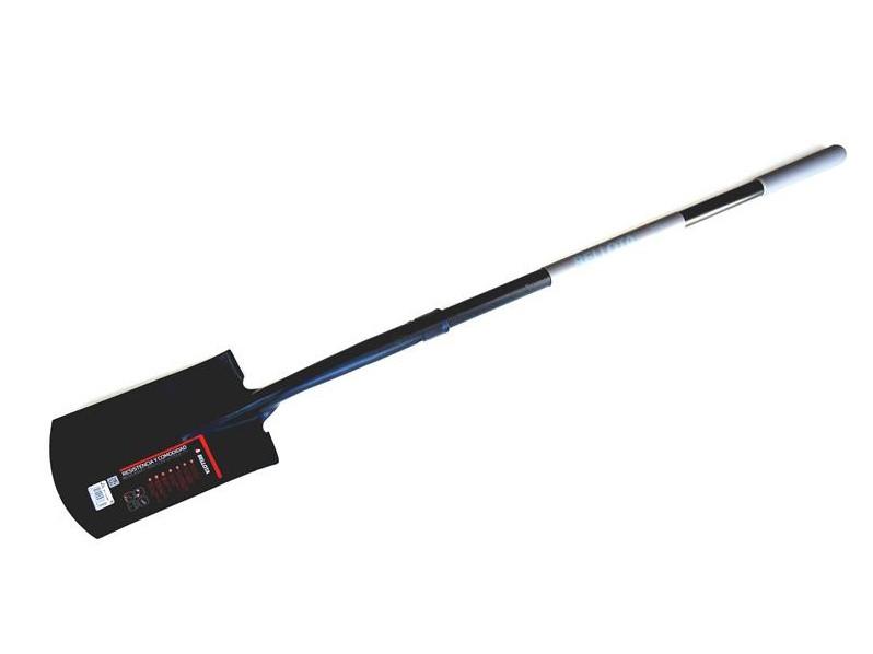 Лопата штыковая садовая 195х300 мм, l=1500 мм