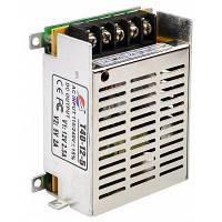 T40-12-5 12V / 2.5A-5V / 2A Switch Power Supply Driver 40W для светодиодной и охранной камеры безопасности (110-220 В) Серебристый