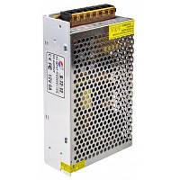 S-72-12 72W 12V / 6A Драйвер питания для светодиодной подсветки и камеры видеонаблюдения (110-220 В) Серебристый