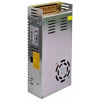 S-360-12 360W 12V / 30A Переключатель питания для светодиодной подсветки и камеры видеонаблюдения (110 / 220V) Серебристый