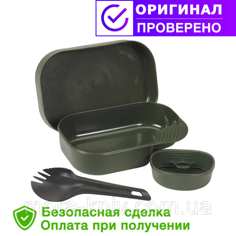 Набор посуды Wildo Camp A Box Light 14742