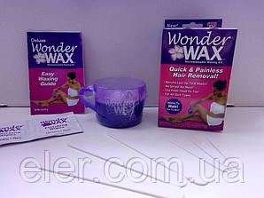 Крем-воск для депеляции Wonder Wax