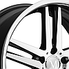 MANDRUS SIMPLEX Gunmetal with Machined Face and Chrome Lip, фото 4