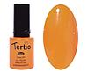 Гель лак Tertio 105, мандариновый, 10мл