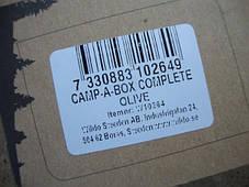 Набор посуды Wildo Camp A Box Complete Olive 14740, фото 3