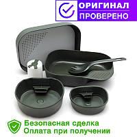 Набор посуды Wildo Camp A Box Complete Olive 14740