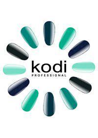 "Гель-лаки Kodi Professional ""Basic collection"" Aquamarine (aq) 8 мл"