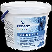 SetiFlock L310 коагулянт гранулы 4 кг
