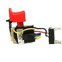 Кнопка-выключатель тст-н шуруповерта Интерскол, Bosch GSR 12
