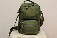 Тактическая сумка с ремнем Fisherman.