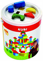 Кубики в ведре (100 деталей) BINO