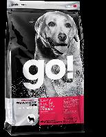 GO!™ Daily Defence Lamb Dog Recipe 24/14 / Для Щенков и Собак со свежим Ягненком / 2,72кг
