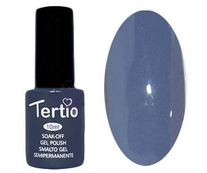 Гель лак Tertio 120, серо синий, 10мл