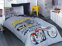 Детский комплект постельного белья 150*220 хлопок (8966) TM KRISPOL Украина