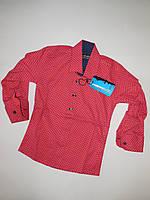 Детская рубашка для мальчика IKORAS от 2 до 7 лет.
