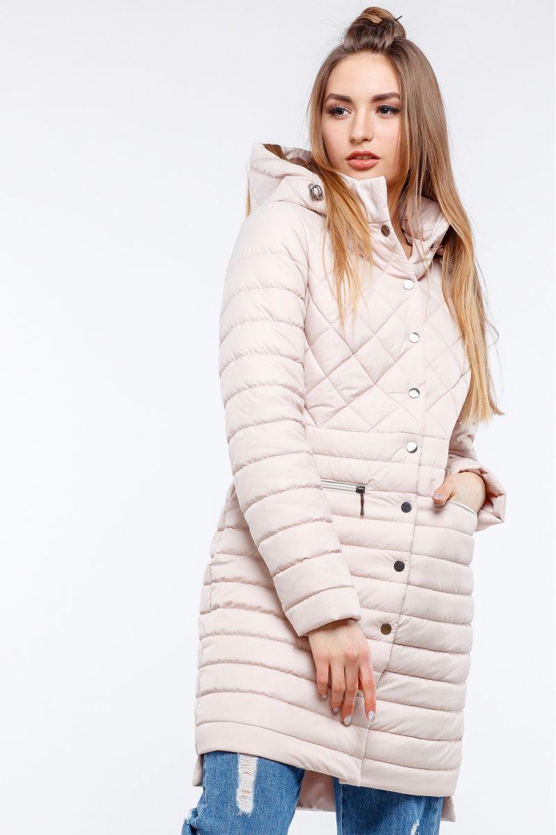 099694f2d71 Куртка полуприталенного кроя с удлиненной спинкой  продажа