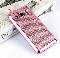 Чехол для Galaxy J5 2016 / Samsung J510 Luxury Pink