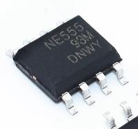 Микросхема   NE555DR NE555D NE555 IC 555 SMD SOP-8