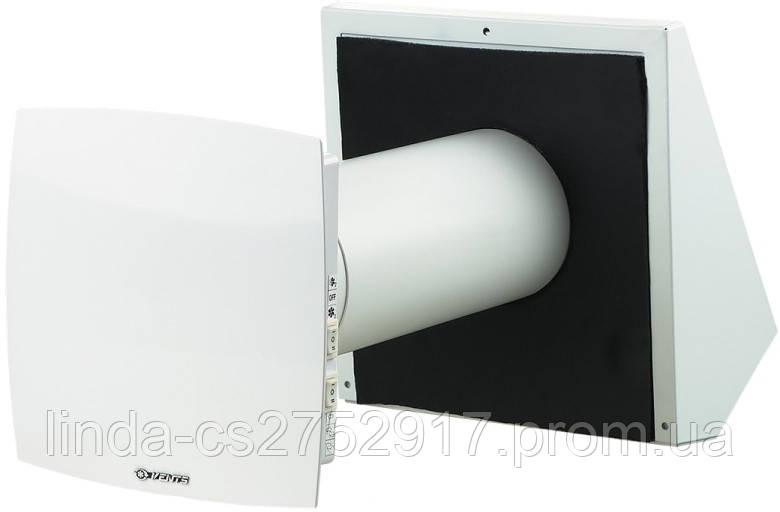 Проветриватель ТвинФреш Комфо РА1-25, рекуператор, приточно-вытяжная вентиляция