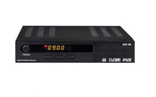 55X HD - cпутниковый ресивер
