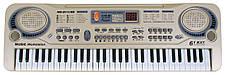 Детский синтезатор, с поддержкой MP3 и USB-входом, детское пианино., фото 2