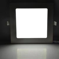Светодиодный светильник Downlight 15Вт 6400K LM410 квадрат, фото 1